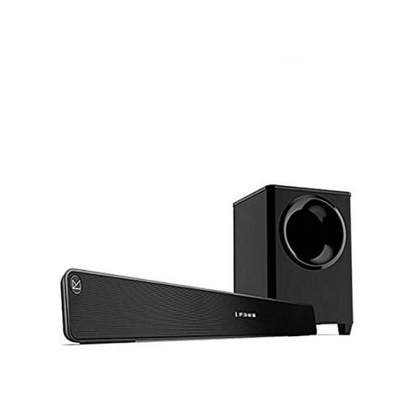 F&D T-388 Sound Bar With Woofer - Black