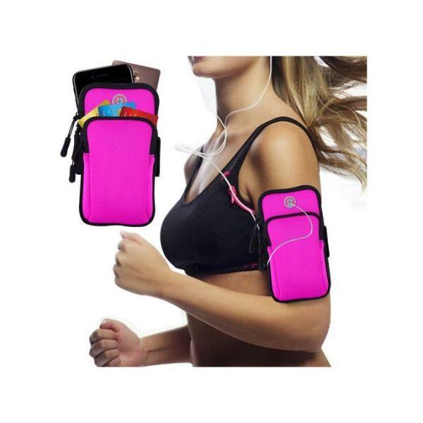 Sport Armband Phone Holder Pouch Bag