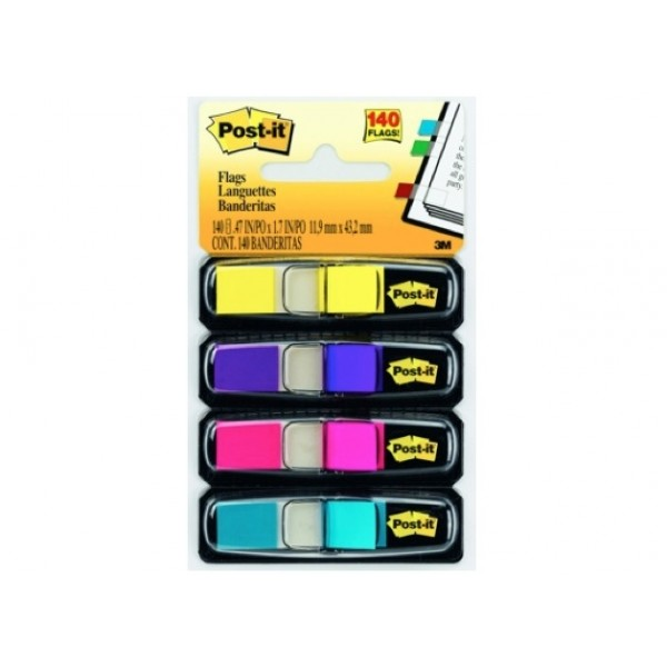 3M-680-SK POST IT FLAGS NOTE 1 x 1