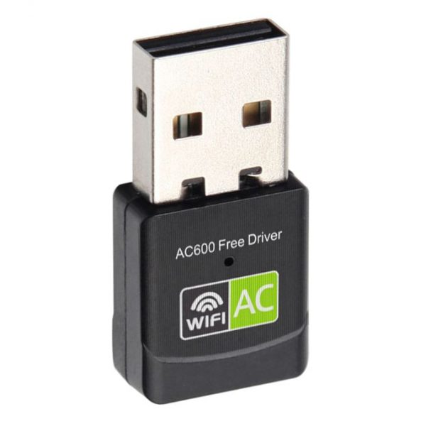 600Mbps USB Wireless Network WiFi Dongle Adapter5