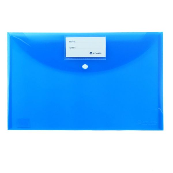 Atlas F10031 Display Bag With Card & Button