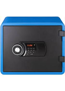 Eagle Safe [YES-M020] Fire Resistant – Blue