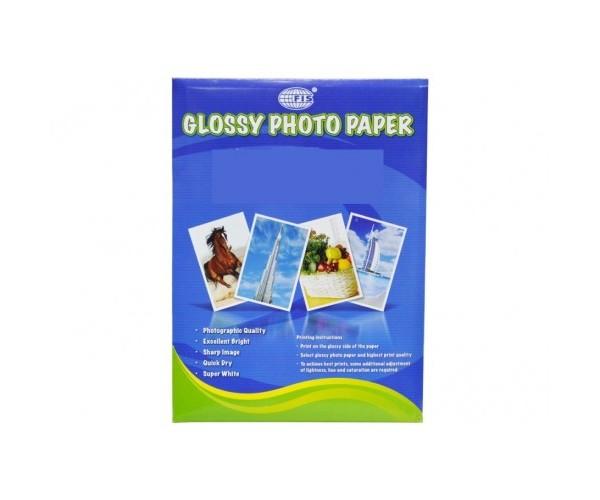 GLOSSY PHOTO PAPERA4 220GSM 50 SHEETS2