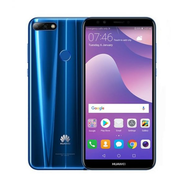 Huawei Y7 Prime (2018) 5.99-inch (4GB, 64GB ROM) Android 8.0