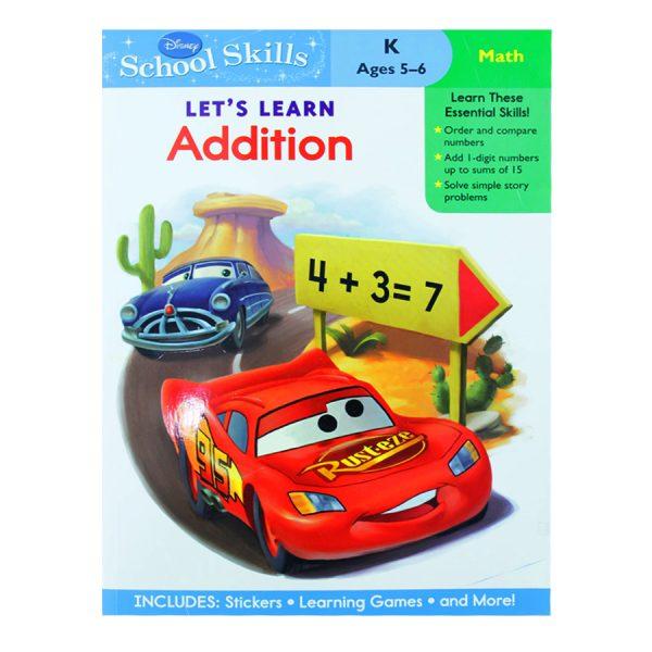 Disney Lets Learn Addition K Ages 5-6 – Disney School Skills