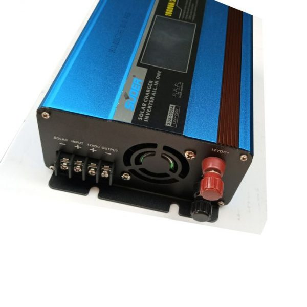 SUOER 1000watts Inverter With 20A Charge Controller( ALL-IN-ONE)-2
