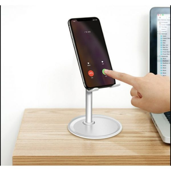Desktop Stand Bracket Support For Mobile Phone And Tablet