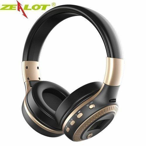 Zealot B19 Cool LCD Colorful Screen Wireless Headphones