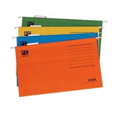 A4 DELUXE SUSPENSION FILE ORANGE 1X50 BOX