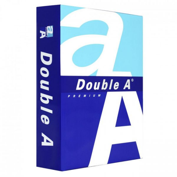 Double A Paper 80 Gsm- A4— 1 REAM – 500 SHEETS
