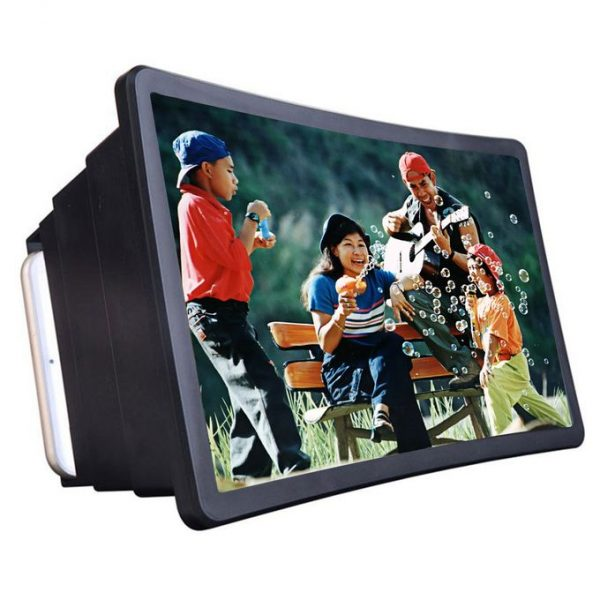 Mobile Phone Video Screen Amplifier Expander Stand Holder