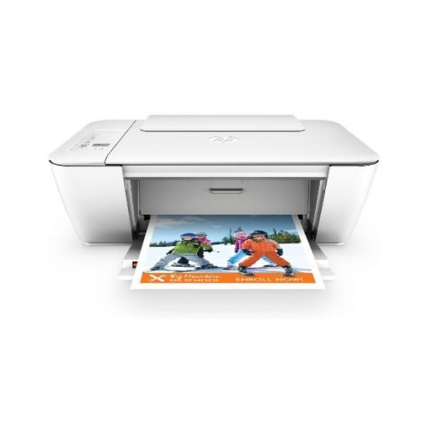 Hp Deskjet 2548 Wireless All-in-One Printer With Free Printer Usb Cable