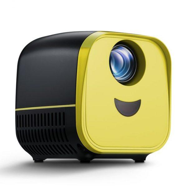 L1 Kids LED Mini Projector 480x320